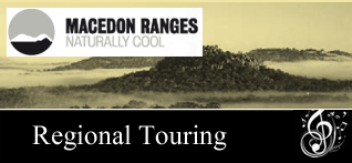 Touring in the Macedon Ranges, Victoria